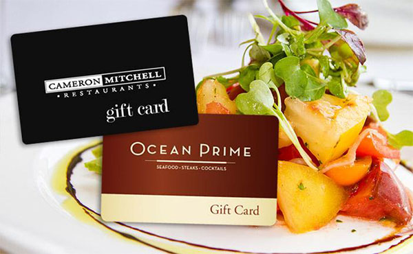 Cybervation completed Cameron Mitchell and Ocean Prime's Gift Card Shopping websites, causing gift card sales to increase by 18%.